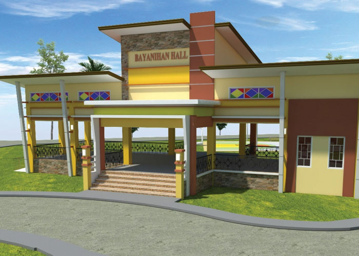 Bayanihan Hall