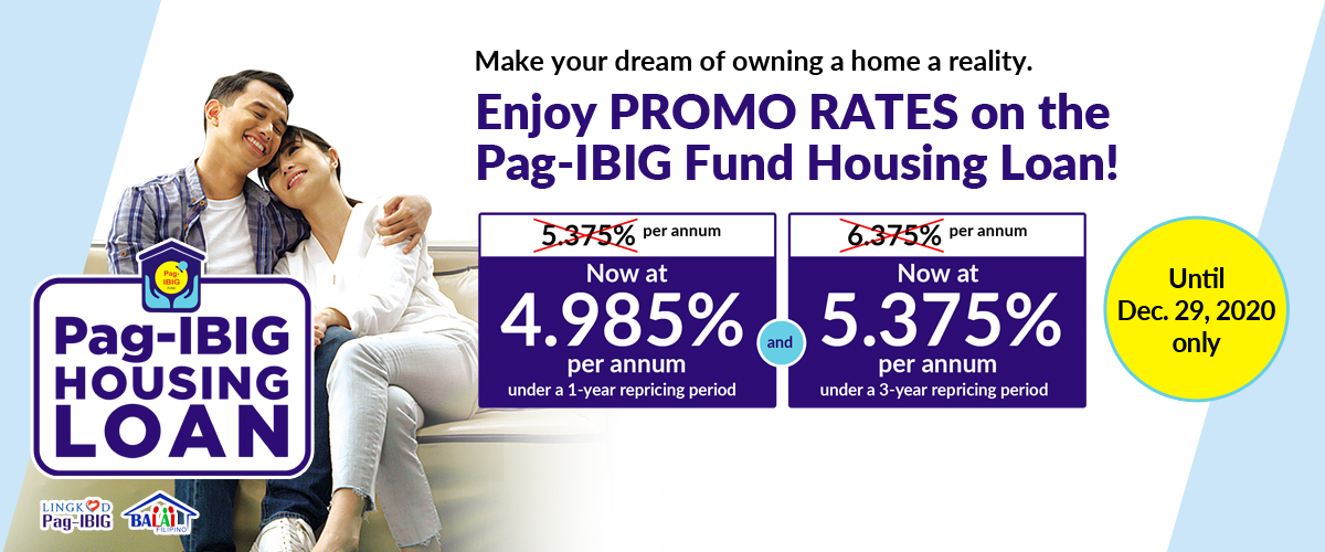pagibig new interest rate 2020
