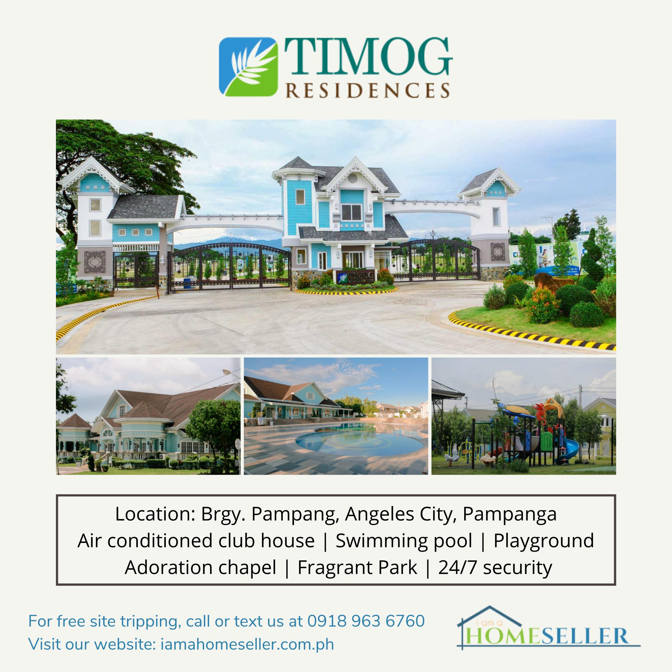 Timog Residences