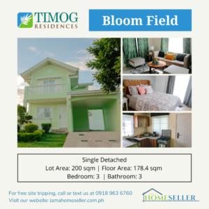 Bloom Field Model Unit