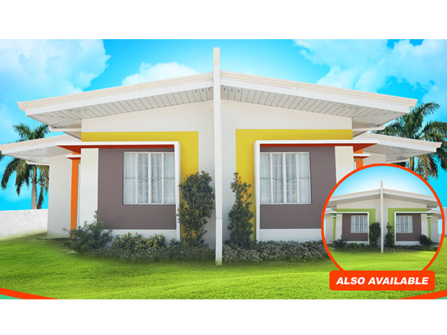 House and Lot in Mexico, Pampanga - Couple Bungalow 2BR