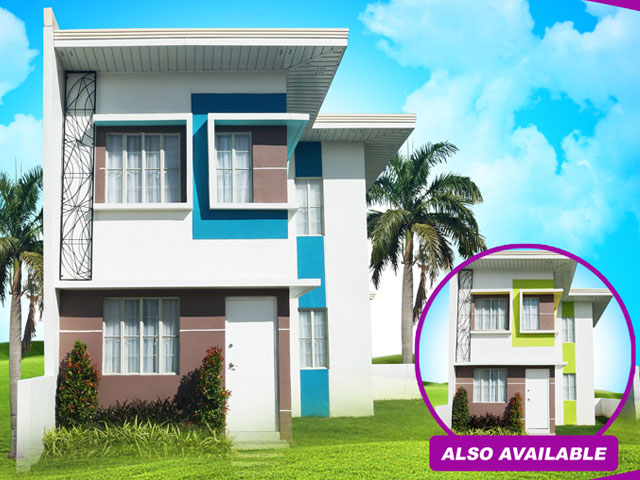 House and lot in Mexico, Pampanga - single attached