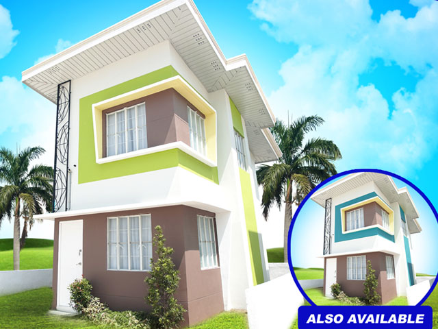 House and lot in Mexico Pampanga - Single Detached