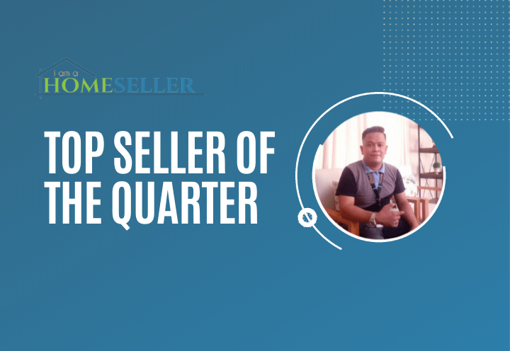 top seller of the quarter - april 2021
